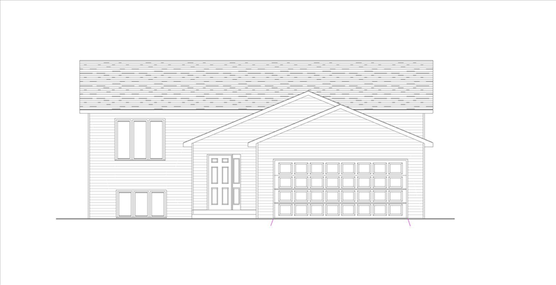 Floorplan Sattler Homes